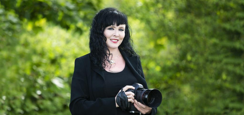 Portrait of Vanessa Jordan Photography